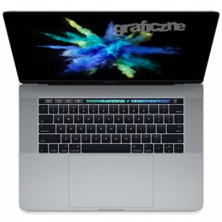 "Apple MacBook Pro 15"" / i7 2.7GHz / 16GB / 512 GB SSD / Intel Iris Graphics 550 / Touch Bar / Space Gray"