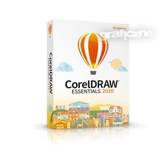 CorelDRAW Essentials 2020 PL Win