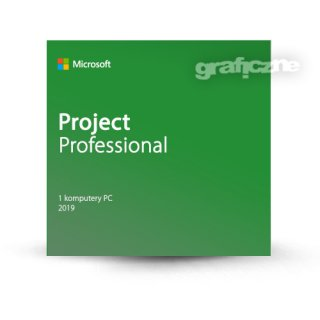 Microsoft Project Professional 2016 PL Win